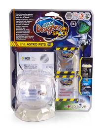 WORLD ALIVE Aqua Dragons in Space Live Astro Pets