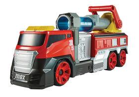 Matchbox - Camion de pompiers Super-Blast.