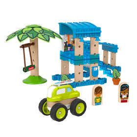 Fisher-Price Wonder Builders Design System Beach Bungalow