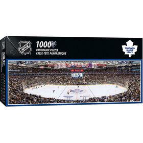 Toronto Maple Leafs  1000 Piece Stadium Panoramic Puzzle