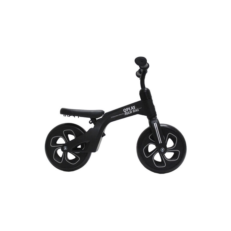 QPlay Balance Bike - Black