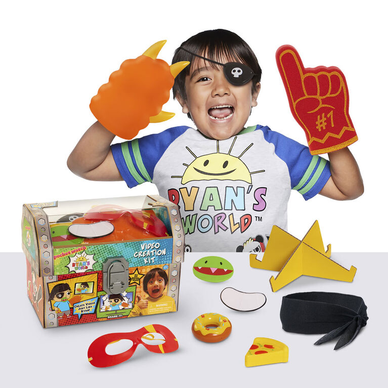 Ryan's World Video Creation Kit