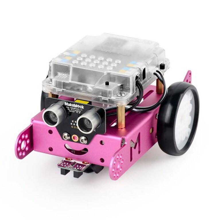 Makeblock - Mbot V1.1-Pink(Bluetooth Version) - English Edition