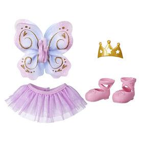 Littles de Baby Alive, tenue Petits styles à thématique de ballet