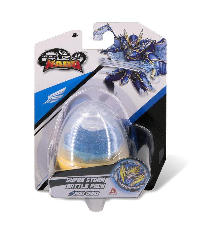 Infinity Nado V - Super Storm Battle Pack -  Nado Egg series - Ares' Wings - R Exclusive