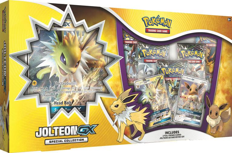 Pokémon Jolteon-GX Special Collection