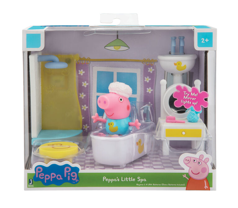 Peppa Pig Peppa's Little Spa