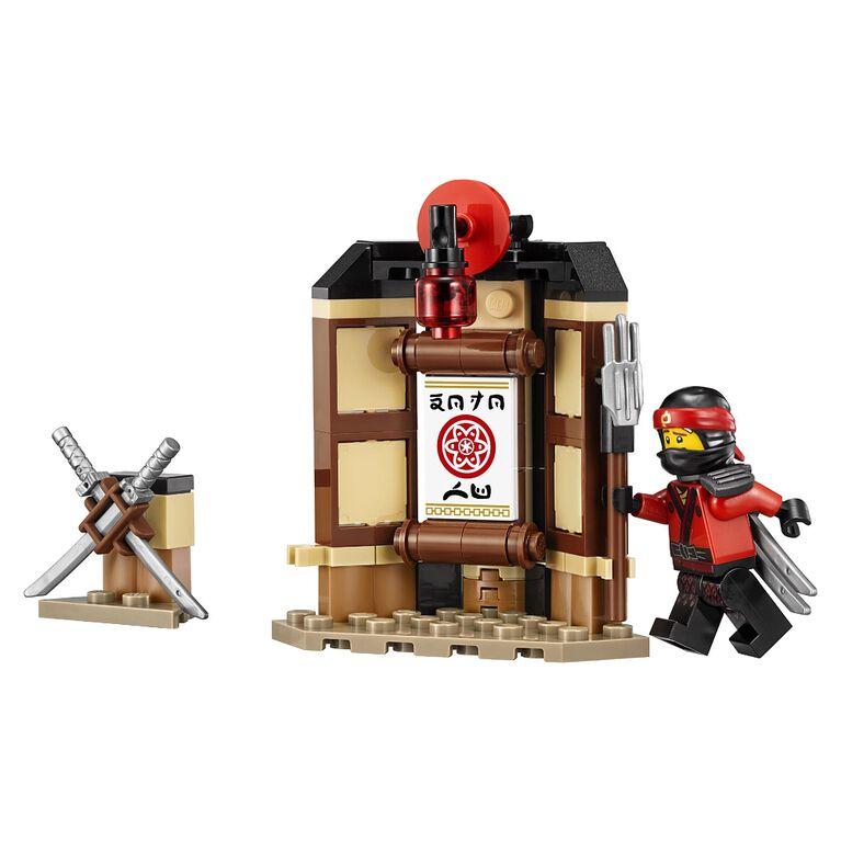 LEGO Ninjago Movie Spinjitzu Training 70606