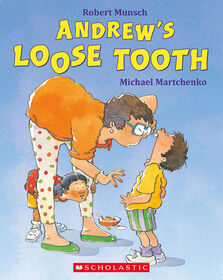 Scholastic - Andrew's Loose Tooth - English Edition