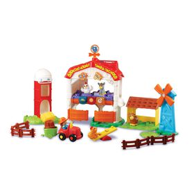 VTech Learn & Grow Farm - R Exclusive - French Edition