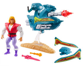 Masters of the Universe - Origins - Véhicule Sky Sled du Prince Adam