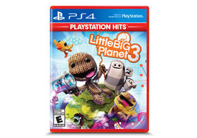 Play Station 4 - Little Big Planet 3 PS Hits