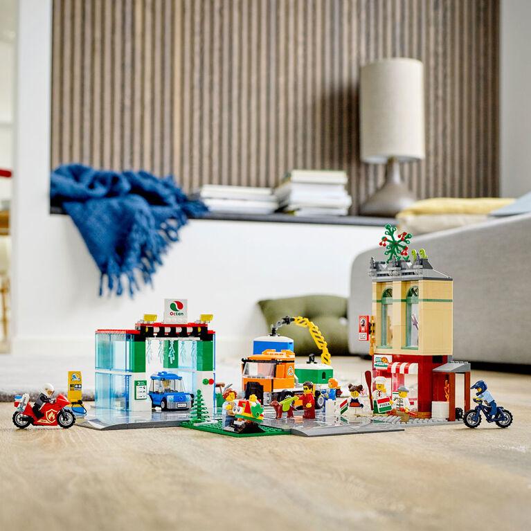 LEGO My City Town Center 60292