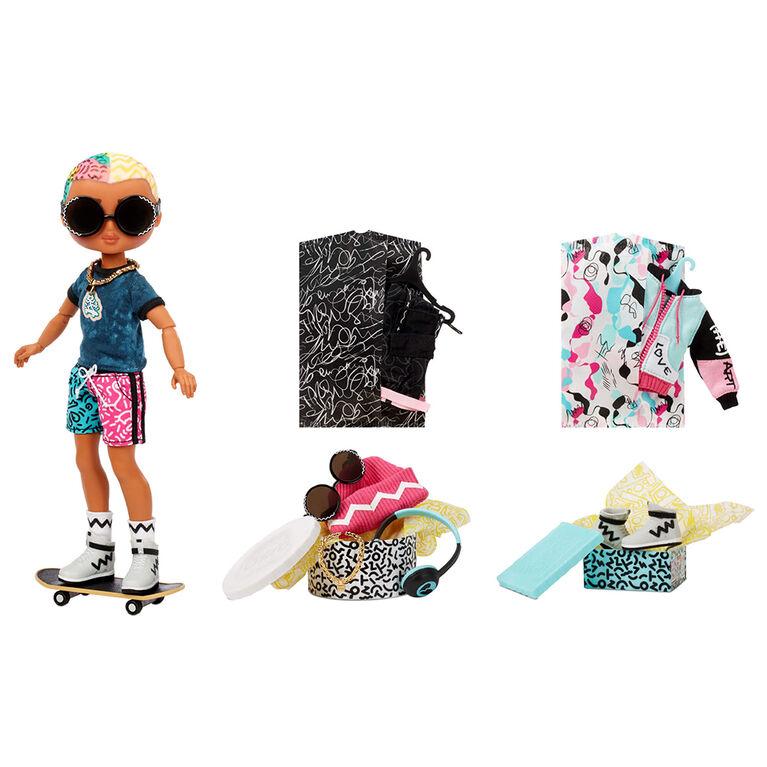 LOL Surprise OMG Guys Fashion Doll Cool Lev