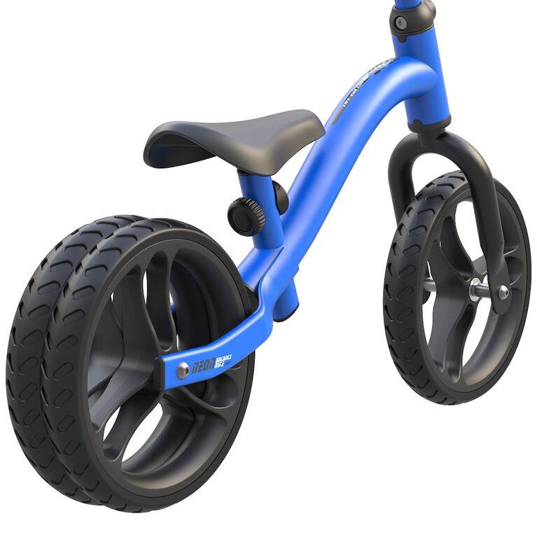 Neon 2-In-1 Balance Bike Blue