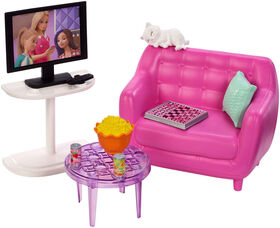 Barbie Indoor Furniture, Bubble Chair Pack