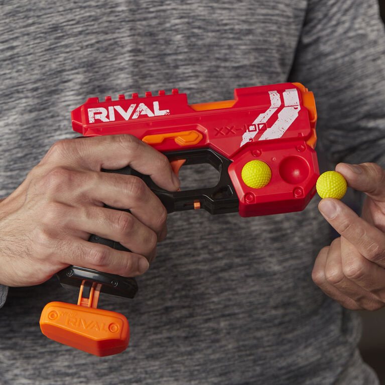 Nerf Rival Knockout XX-100 Blaster - Team Red