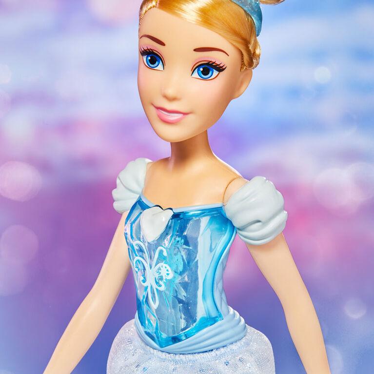 Disney Princesses, Royal Shimmer, poupée Cendrillon
