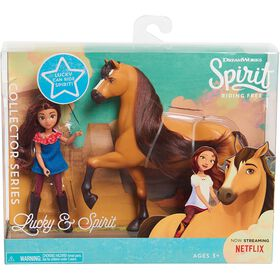 Spirit Small Doll and Horse Assortment - Lucky and Spirit