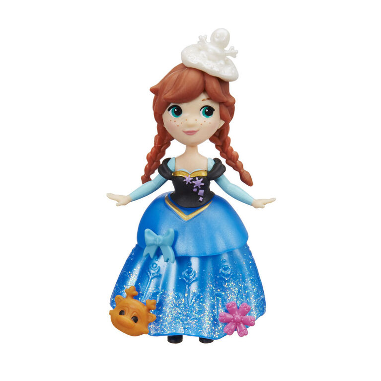 Disney Frozen Little Kingdom Anna Doll