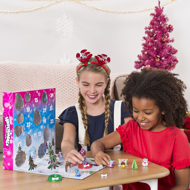Hatchimals CollEGGtibles, Advent Calendar with Exclusive Characters and Paper Craft Accessories