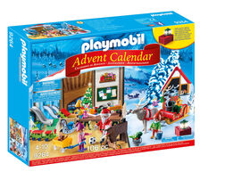 Playmobil - Advent Calendar - Santa's Workshop