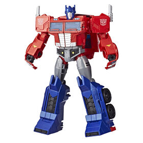 Transformers Cyberverse Action Attackers Ultimate Class Optimus Prime Action Figure