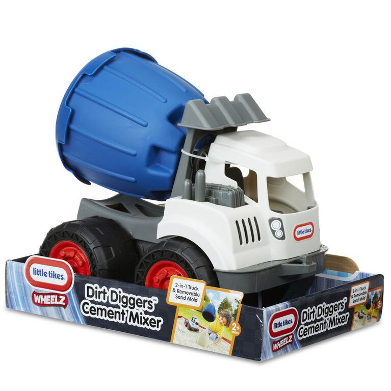 Dirt Digger 2-in-1 Cement Mixer