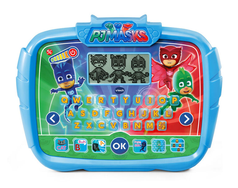 VTech PJ Masks Time to Be a Hero Learning Tablet - English Edition