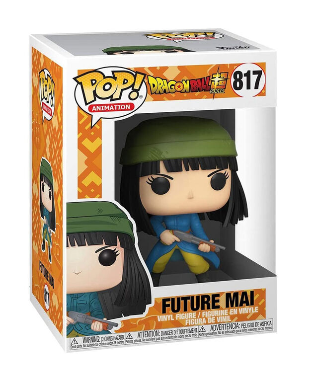 Figurine en Vinyle Future Mai par Funko POP! Dragon Ball Super