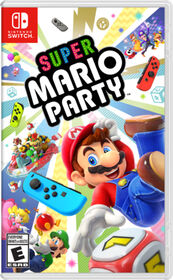 Nintendo Switch - Super Mario Party