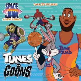 Space Jam: A New Legacy Pictureback - Édition anglaise