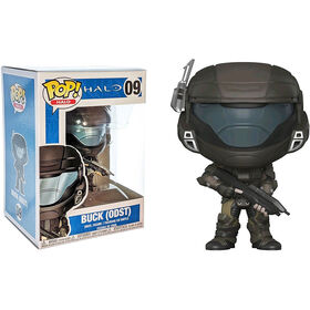 Funko POP! Games: Halo - Buck (ODST) Vinyl Figure