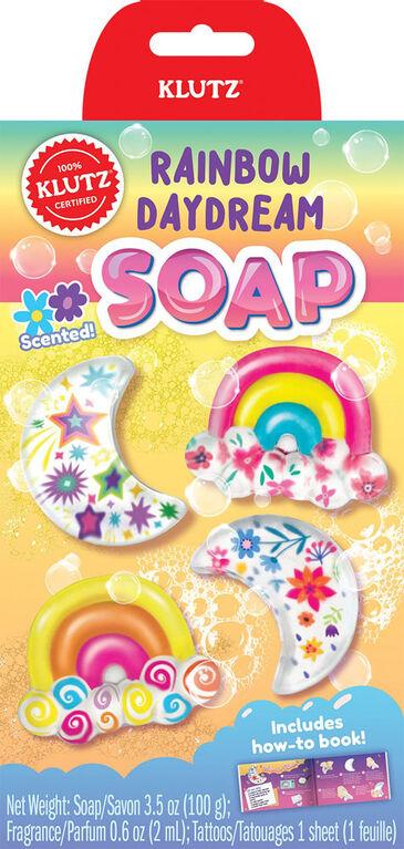 Klutz - Rainbow Daydream Soap - Édition anglaise