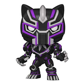 Figurine en Vinyle Black Panther par Funko POP! Marvel Mech