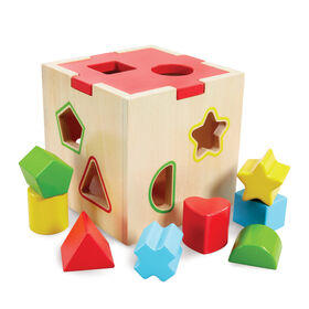 Woodlets - Shape Sorter - R Exclusive