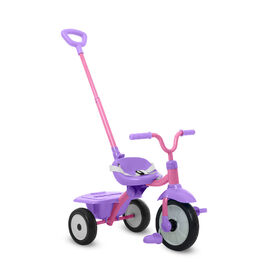 smarTrike 2 in 1 Folding Fun Trike - Purple