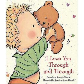 Livre I Love You Through and Through - Édition anglaise