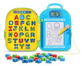 LeapFrog Sac à dos Apprenti Alphabet - Édition anglaise