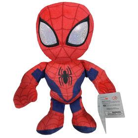 Peluche Marvel de 11 pouces - Spider-Man.<br>