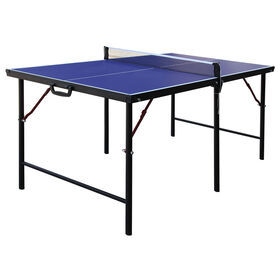 Jeu de tennis de table Crossover portatif (1,52 m)