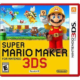 Nintendo 3DS - Super Mario Maker for Nintendo 3DS