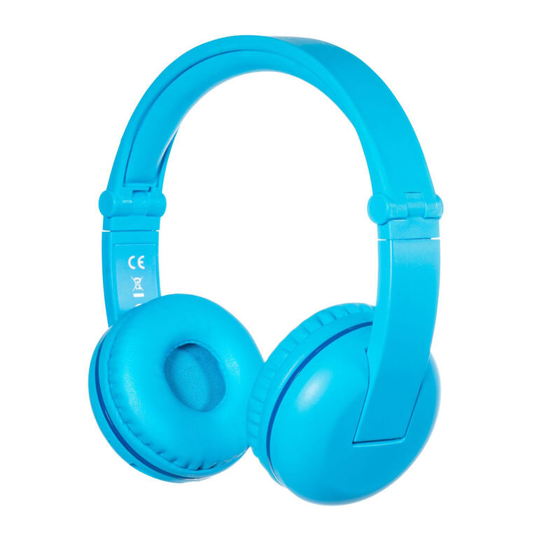 BuddyPhones Play Wireless - Glacier Blue