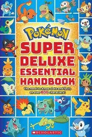 Pokémon: Super Deluxe Essential Handbook - Édition anglaise