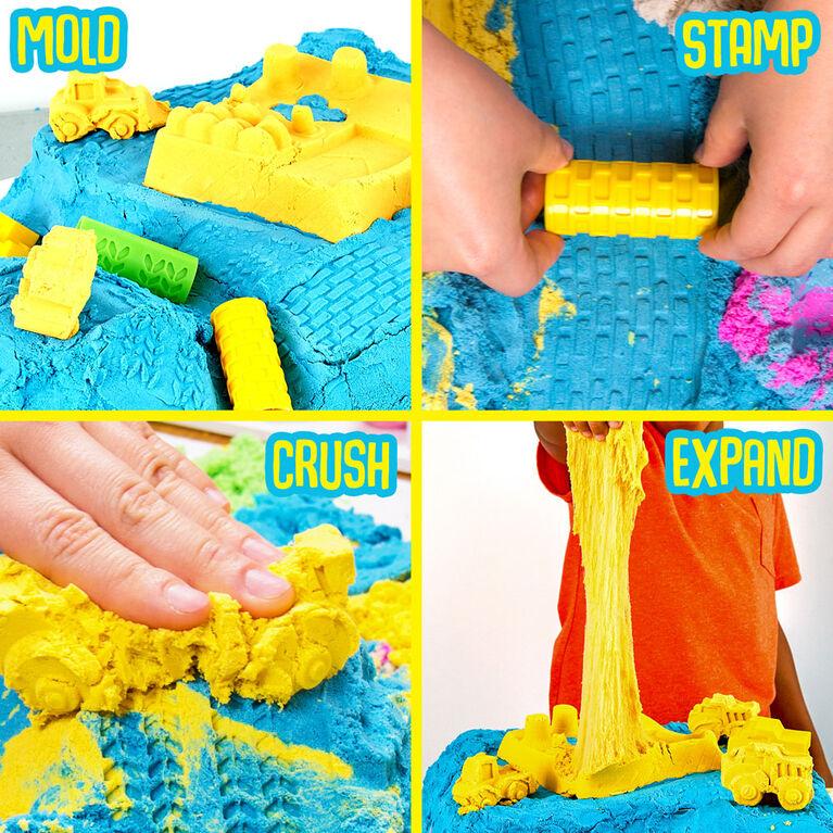 Slimygloopslimysand Construct & Crush Kit