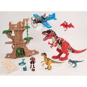 Animal Planet - Coffret T-Rex géant