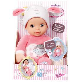 Poupon Baby Annabell de 30 cm avec bonnet blanc. - Notre Exclusivité