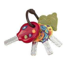 B. Toys Luckeys, Toy Car Keys