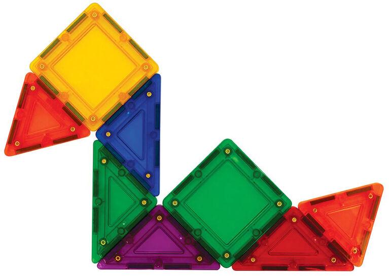 Magformers TileBlox Rainbow 42-Piece Set