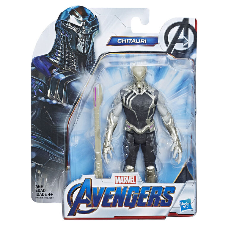 Marvel Avengers: Chitauri 6-Inch-Scale Action Figure.